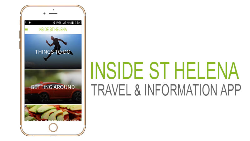 First St Helena App Launched After Two Year Journey