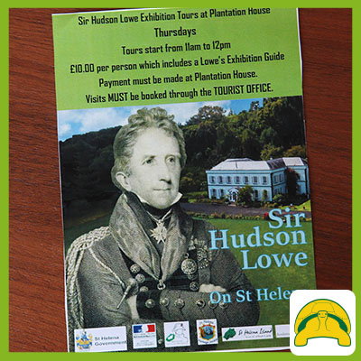 Sir Hudson Lowe exhibition closes early