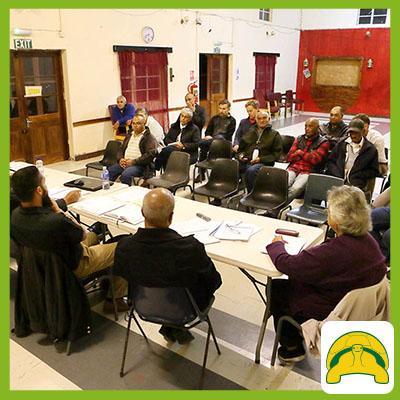 Half Tree Hollow constituency meeting