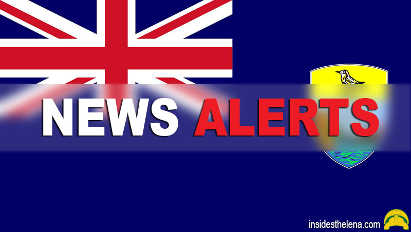St Helena News Alerts – Island Current Affairs, News & Events